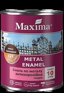 "Maxima ""RUST STOP METAL ENAMEL"" 3 IN 1 ""Rozsda stop"" fém zománc 3 in 1 (sima, fényes felületű)"