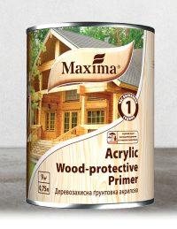 """Maxima """"ACRYLIC WOOD PRIMER"""" Vizes bázisú fa alapozó"""