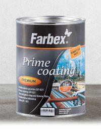 """Farbex """"PRIME COATING GP-021"""" Korróziógátló alapozó fémre, fára"""