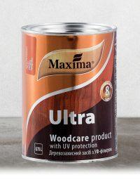 """Maxima """"ULTRA"""" WOODCARE PRODUCT Oldószeres vastaglazúr UV-szűrővel"""