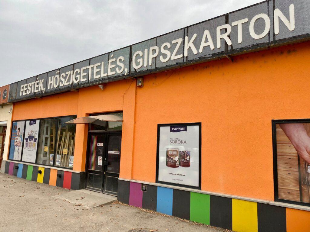 Festék-Pont Szeged